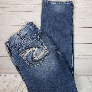 Silver Jeans Berkley Boot Cut Size 32